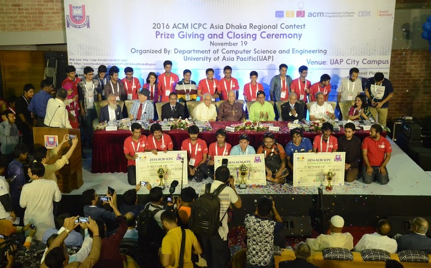 University of Asia Pacific